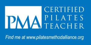 PMA Certified Pilates Teacher logo