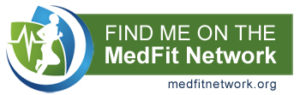 Find Me On The MedFitNetwork logo