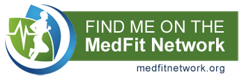 Find Me On The MedFit Network logo